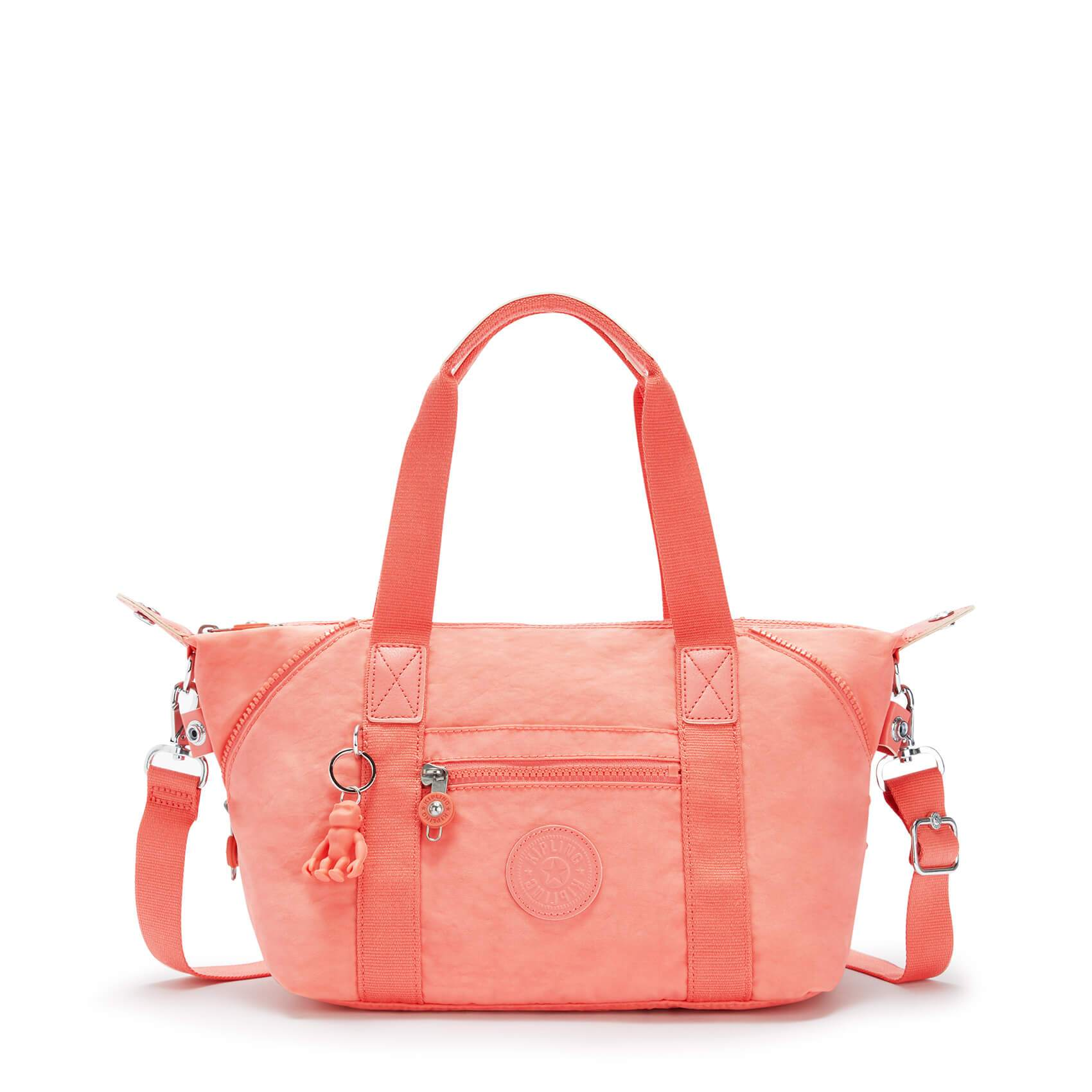 Bolsa Kipling Art Mini Fresh Coral K01327Z02