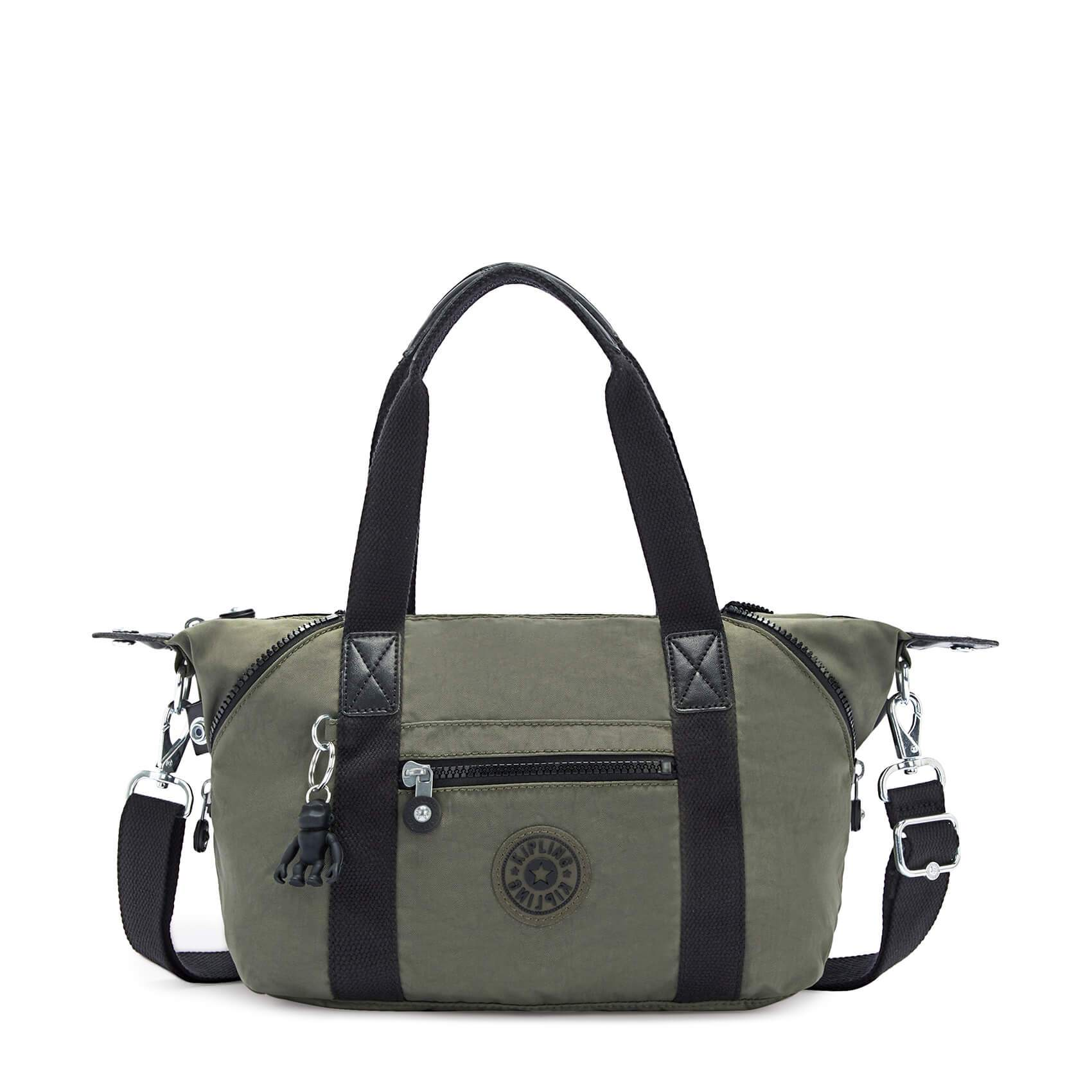 Bolsa Kipling Art Mini Green Moss K0132788D