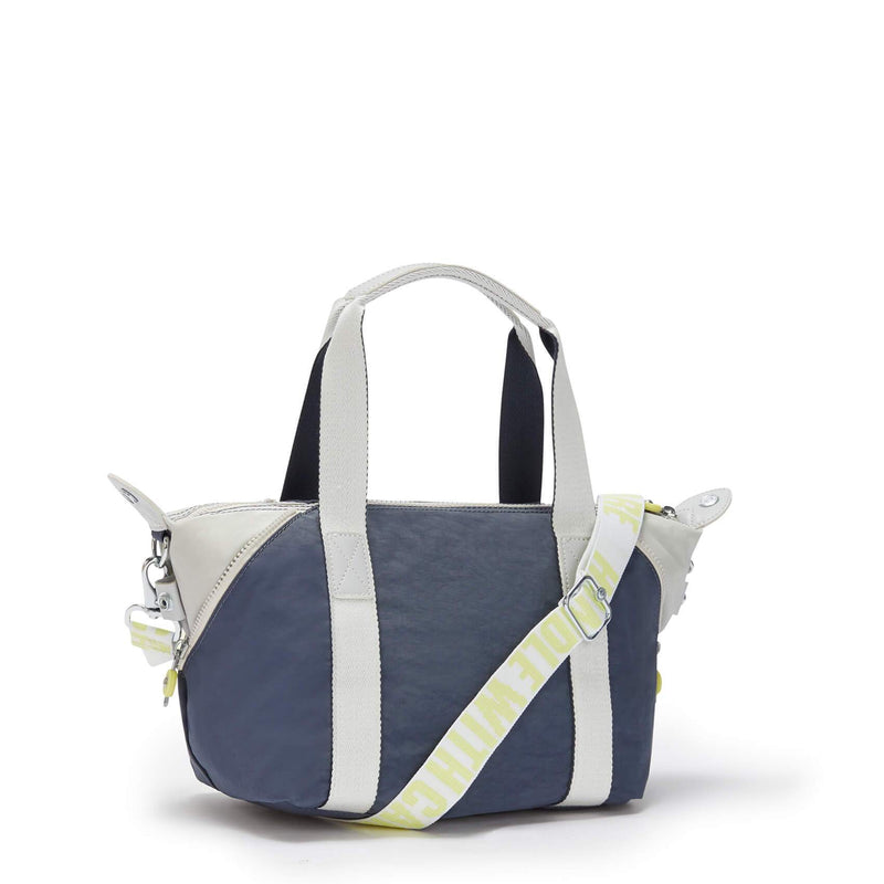 Bolsa Kipling Art Mini Grey Slate Bl K01327Z60