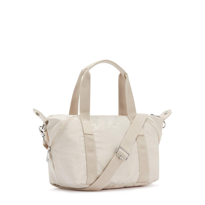 Bolsa Kipling Art Mini Ivory Cloud Jq KI3468M29