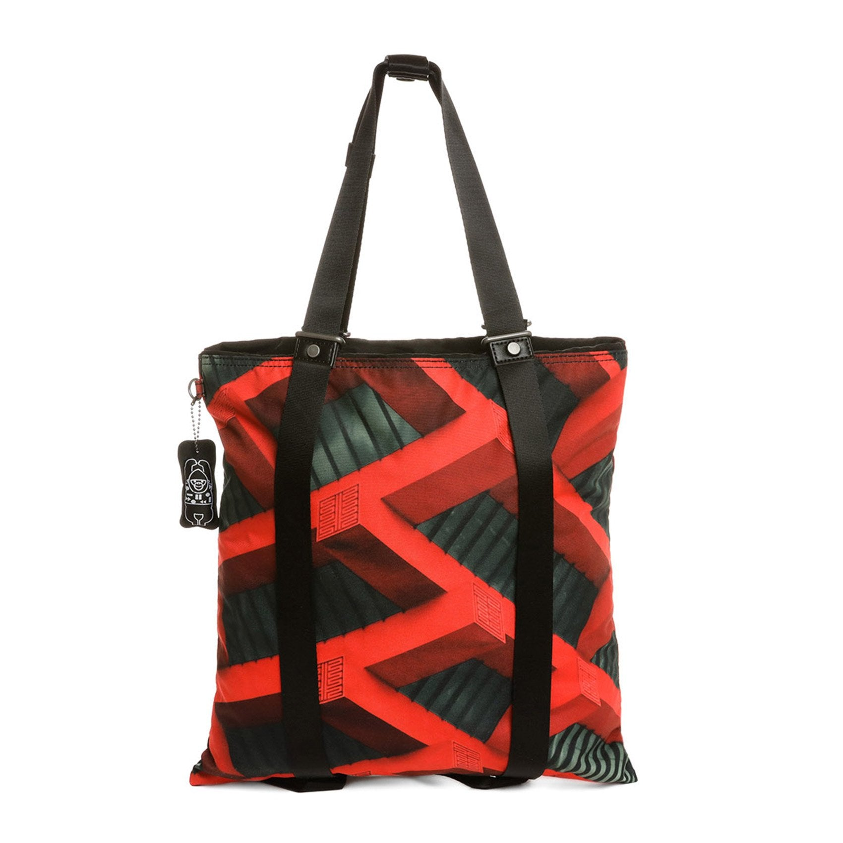 Bolsa Kipling Lovilia Red Beams KI469657Q