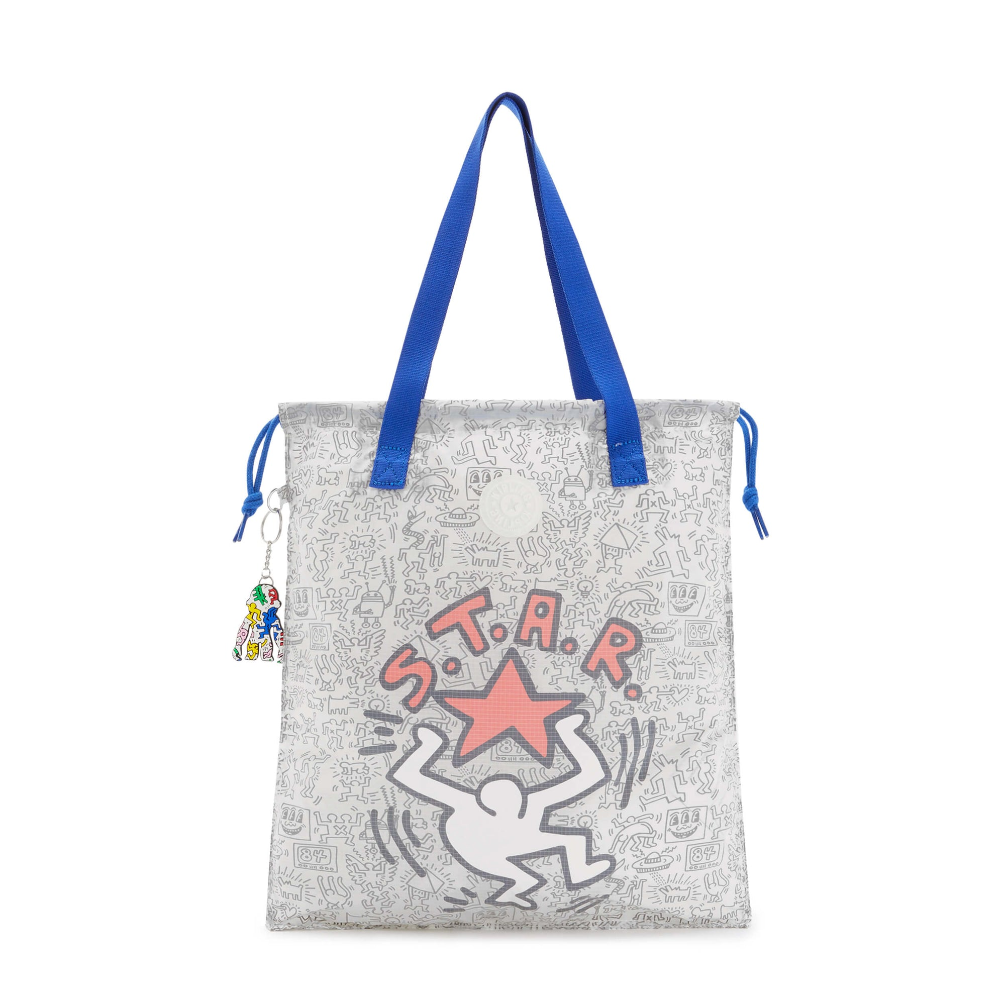 Bolsa Kipling New Hiphurray - Keith Haring