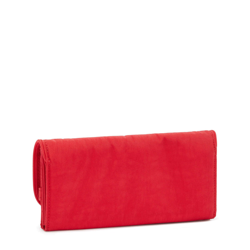 Cartera Kipling Money Land Red Rouge KI4191Z33