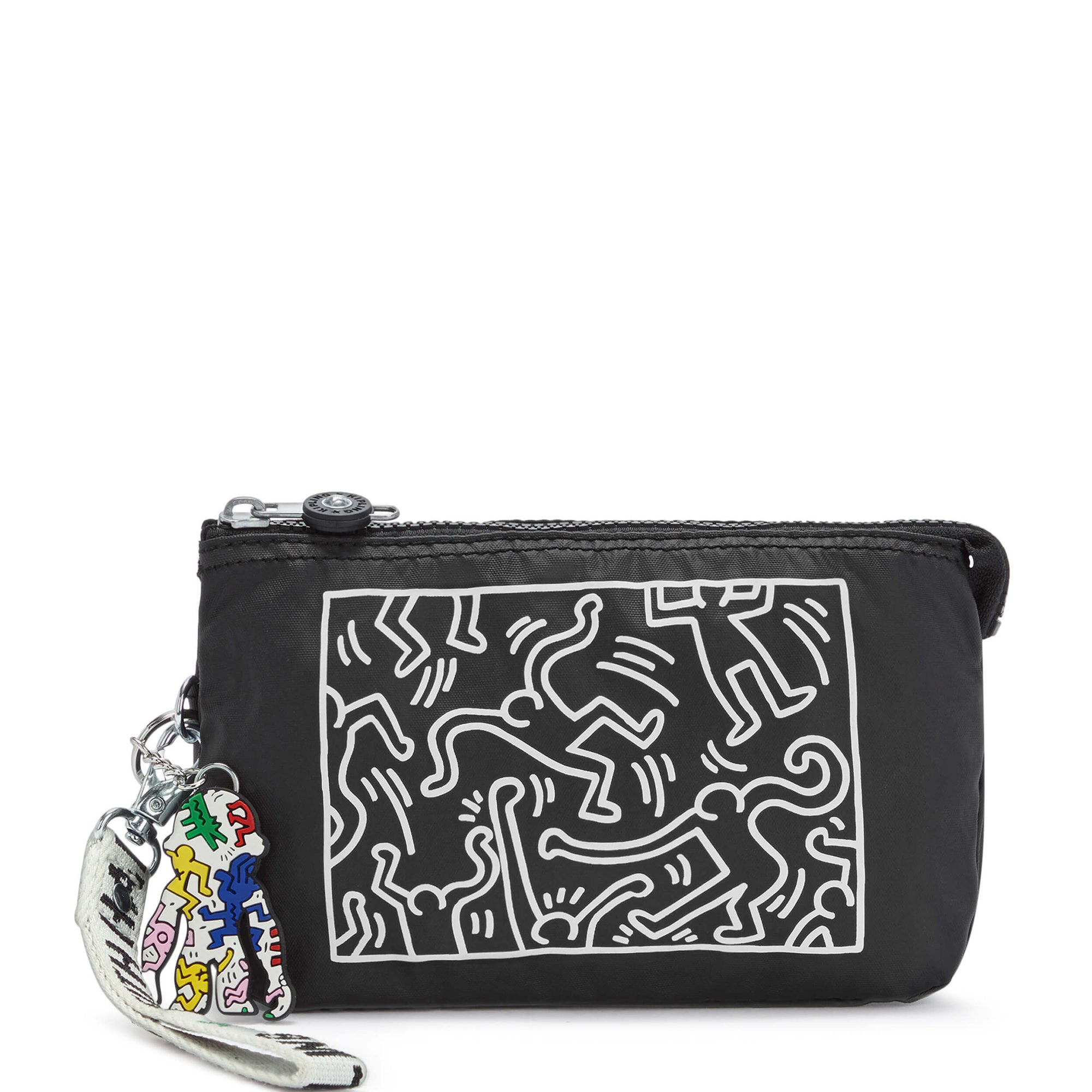 Estuche Kipling Creativity Xl - Keith Haring