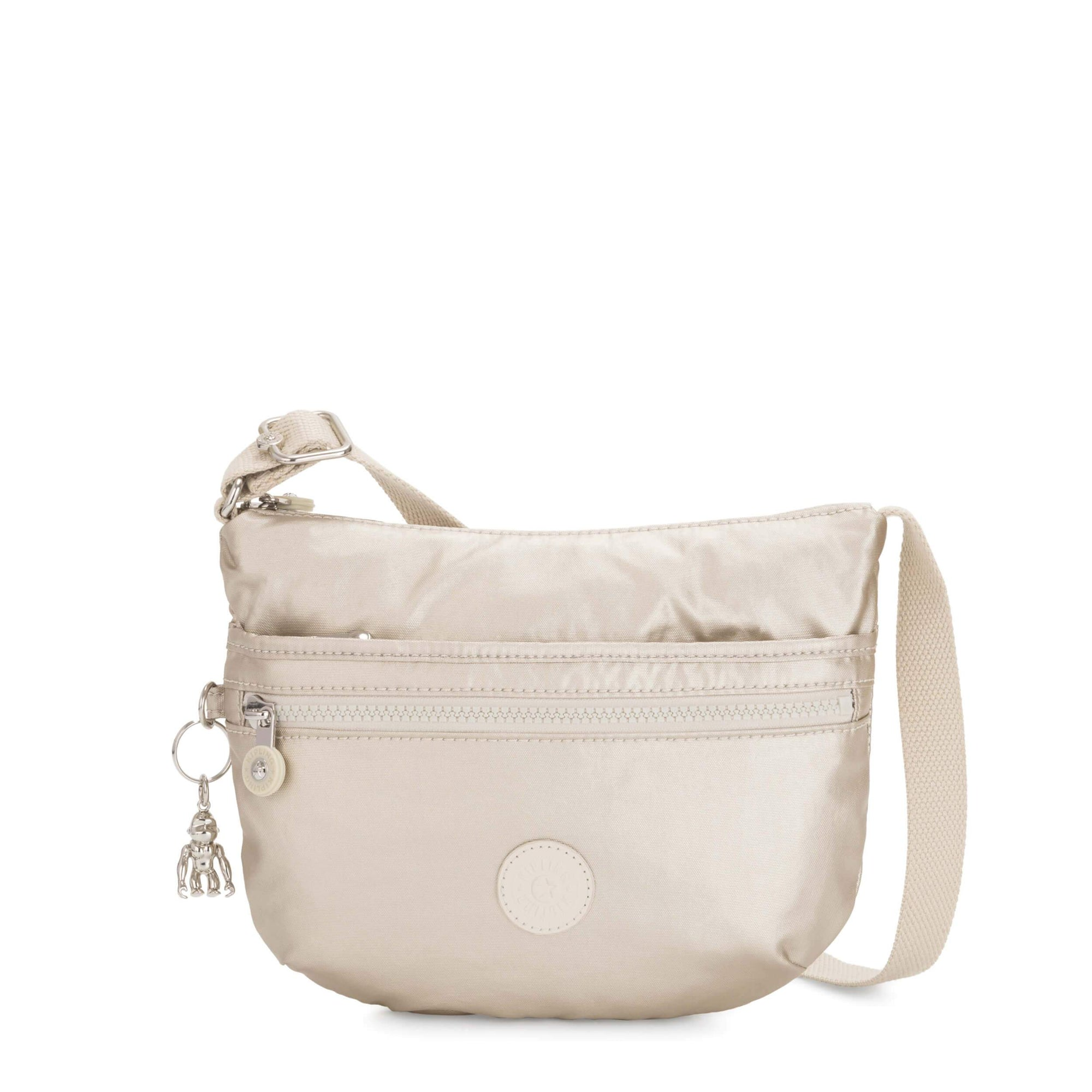 Bolsa Mini Kipling Arto S Cloud Metal