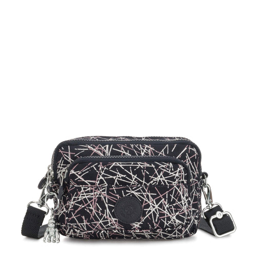Cangurera Kipling Multiple Navy Stick Pr