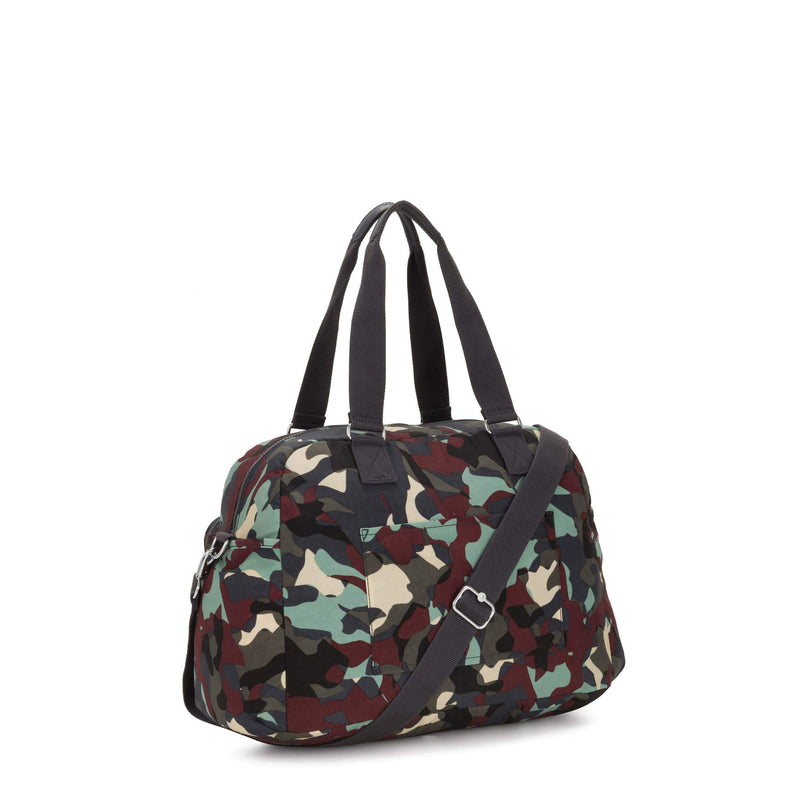 Maleta Soft Kipling July Bag Camo L