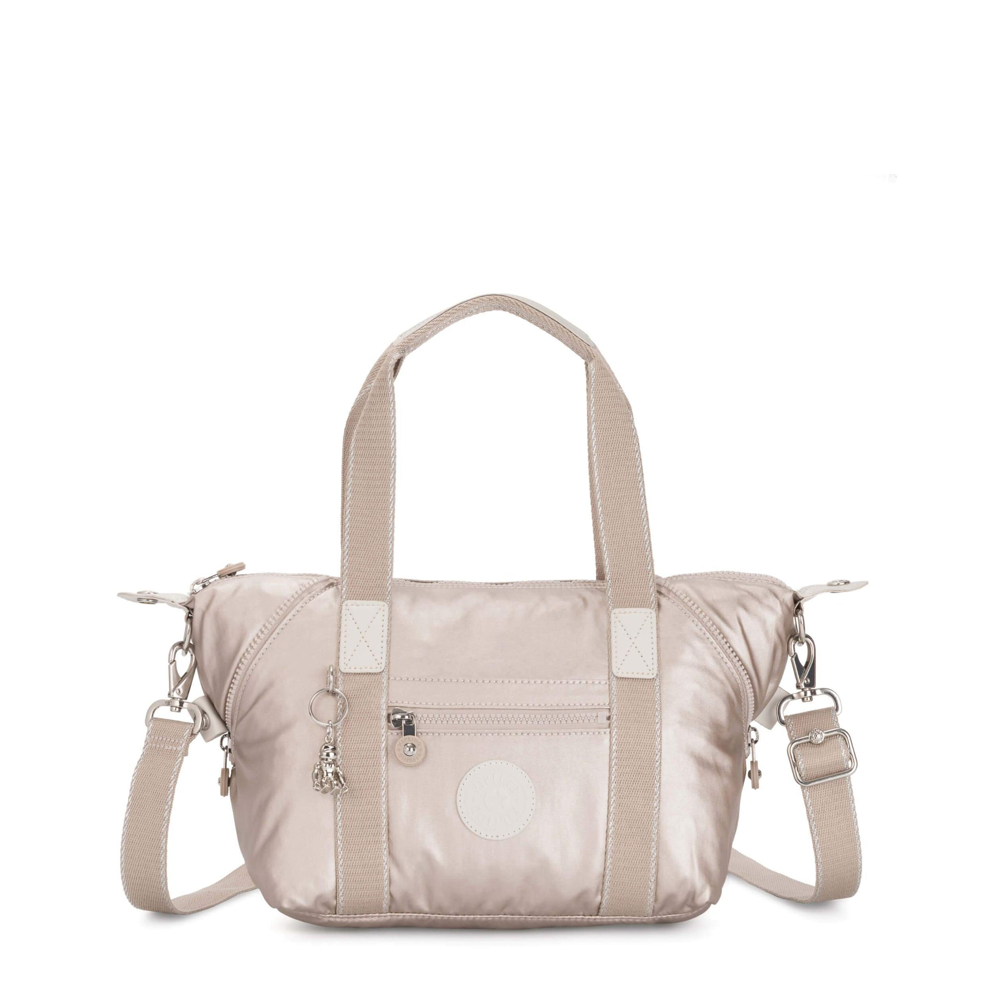 Bolsa Kipling Art Mini Metallic Glow K1541048I