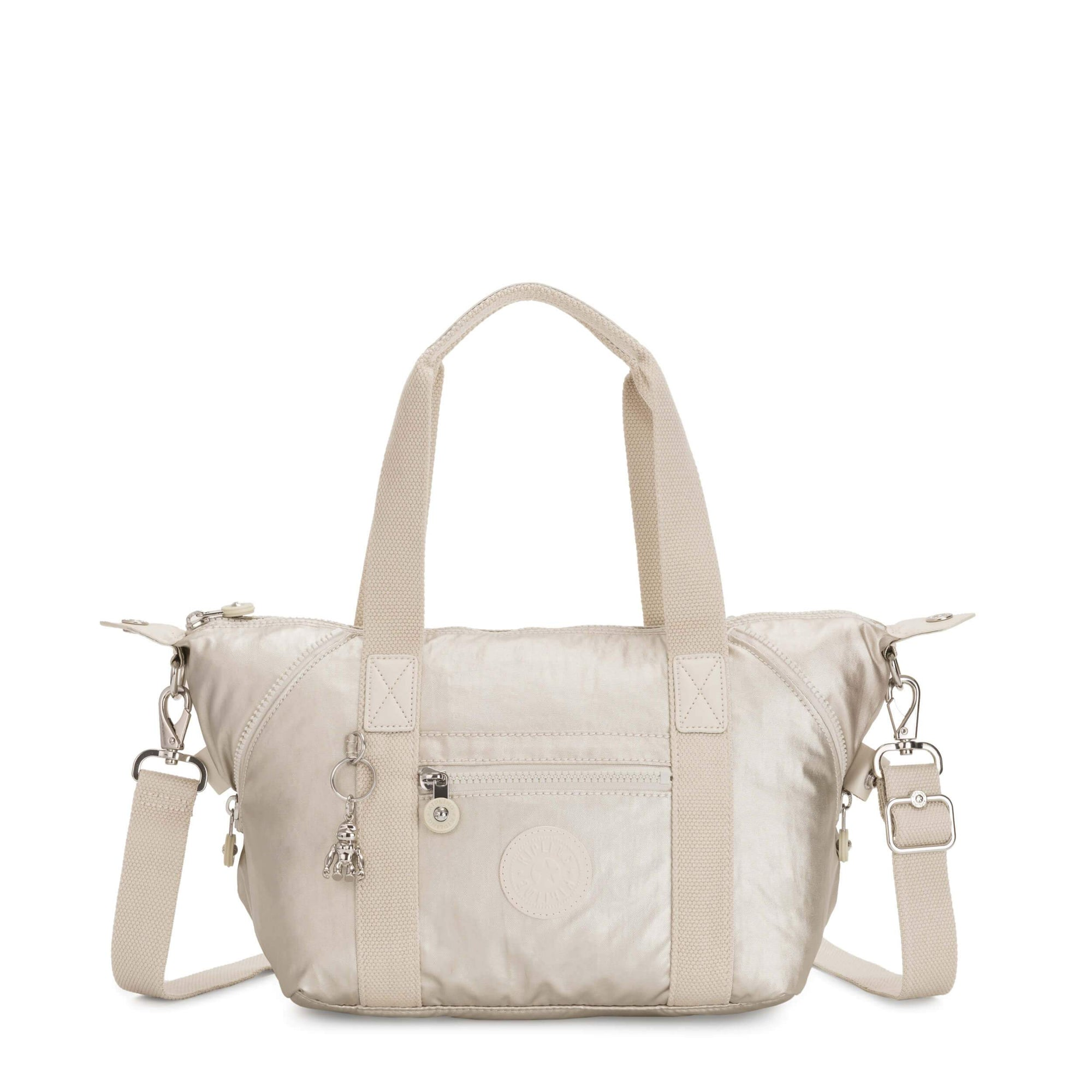 Bolsa Kipling Art Mini Cloud Metal