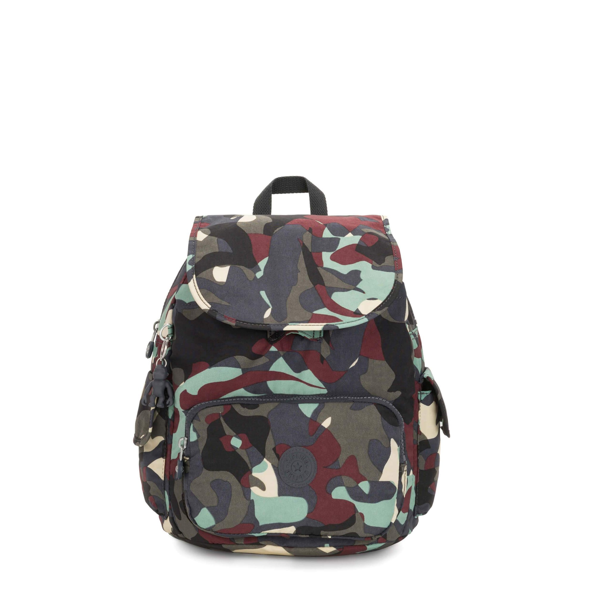 Backpack Kipling City Pack S Camo L