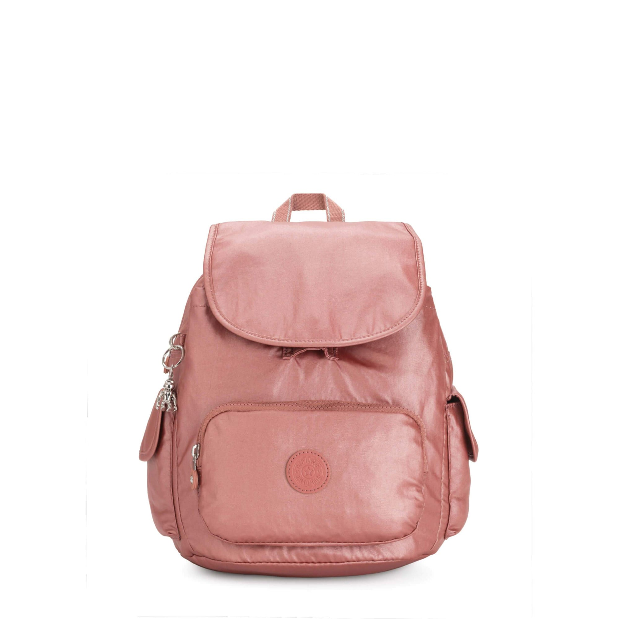 Backpack Kipling City Pack S Metallic Rust K1564148P