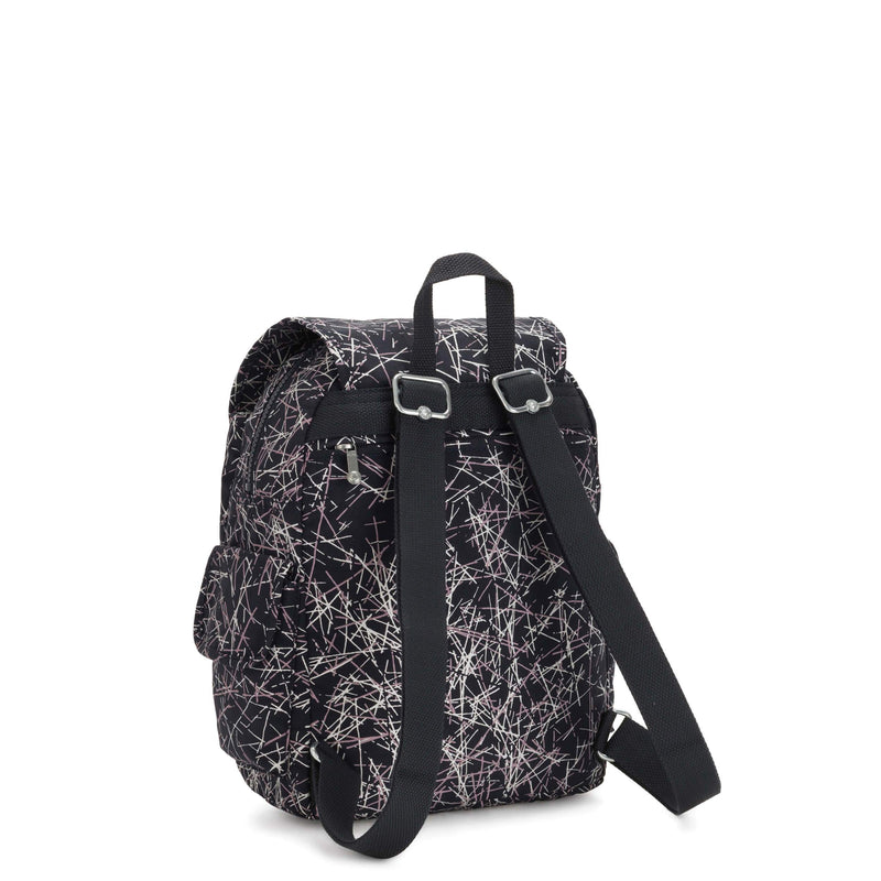 Backpack Kipling City Pack S Navy Stick Pr