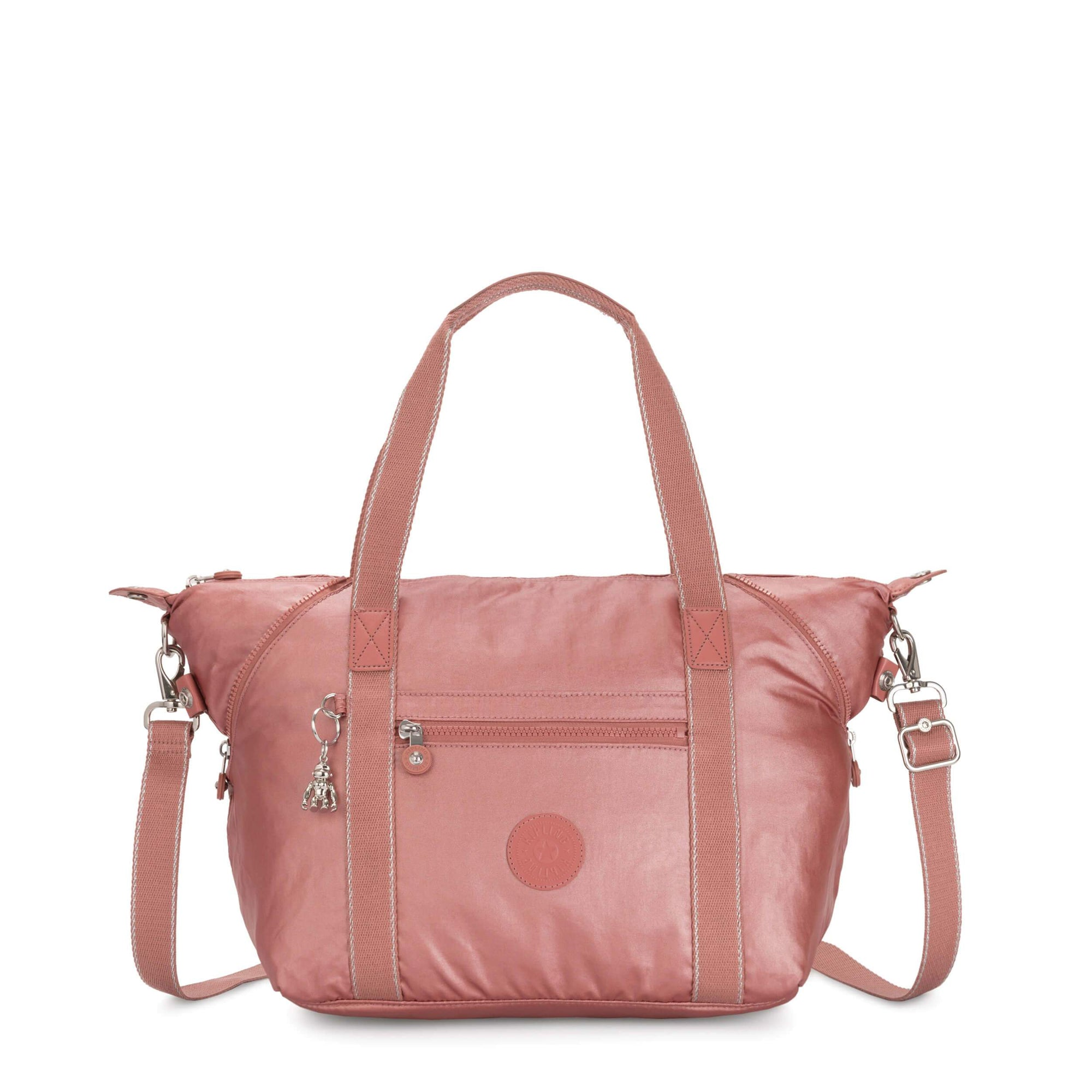 Bolsa Kipling Art Metallic Rust K2109148P