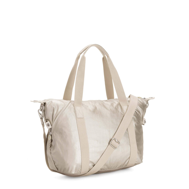 Bolsa Kipling Art Cloud Metal
