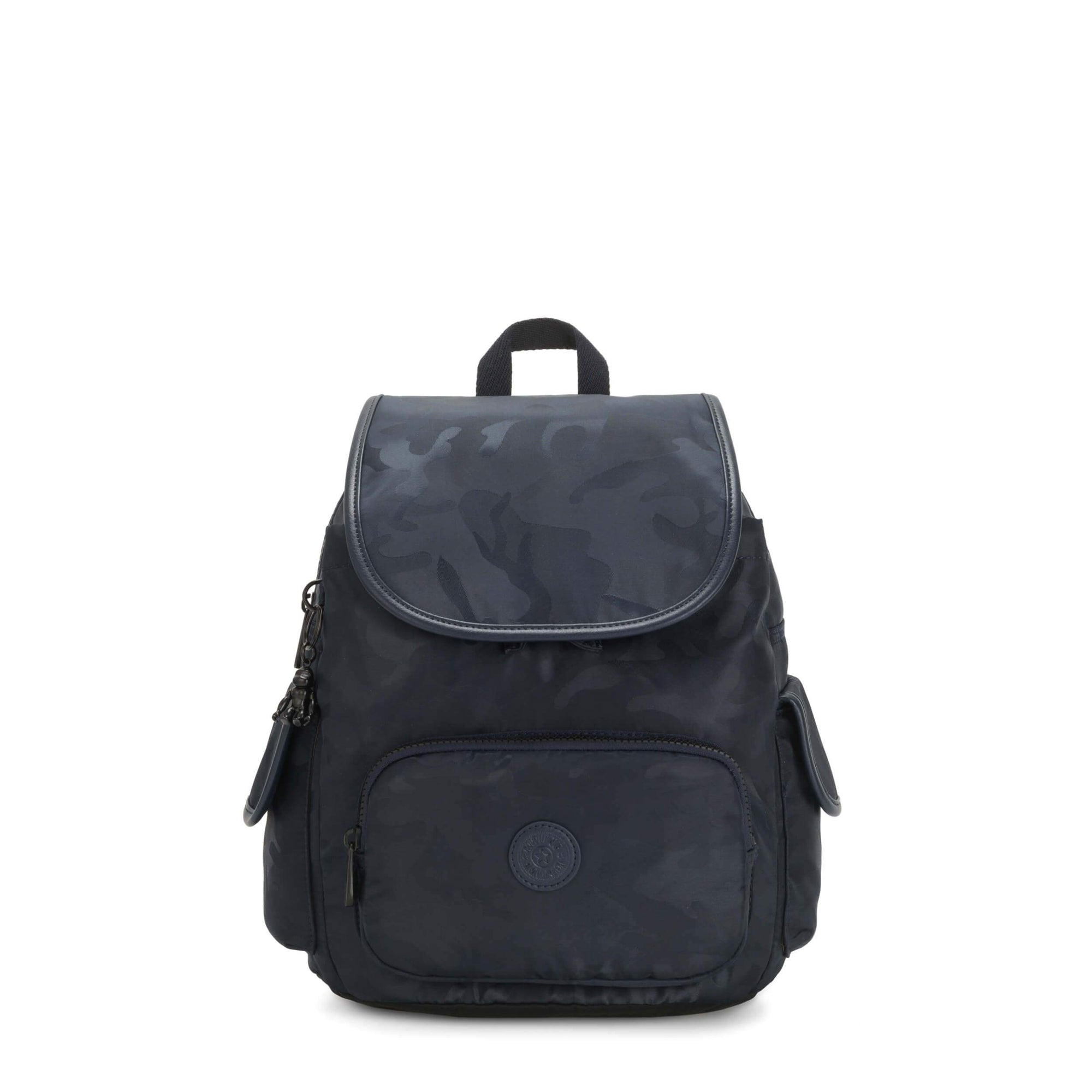 Backpack Kipling City Pack S Satin Camo Blue KI252553I