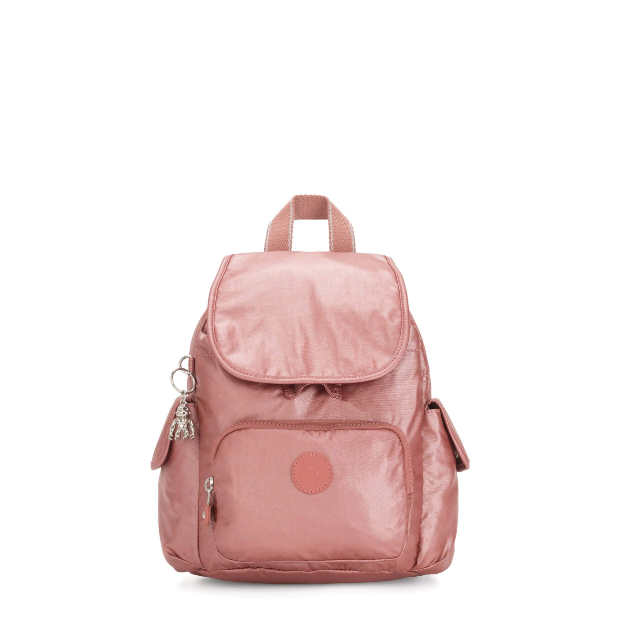 Backpack Kipling City Pack Mini Metallic Rust KI267148P