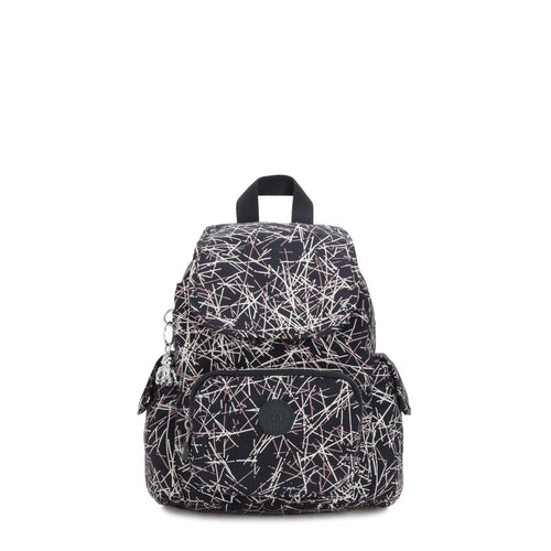 Backpack Kipling City Pack Mini Navy Stick Pr