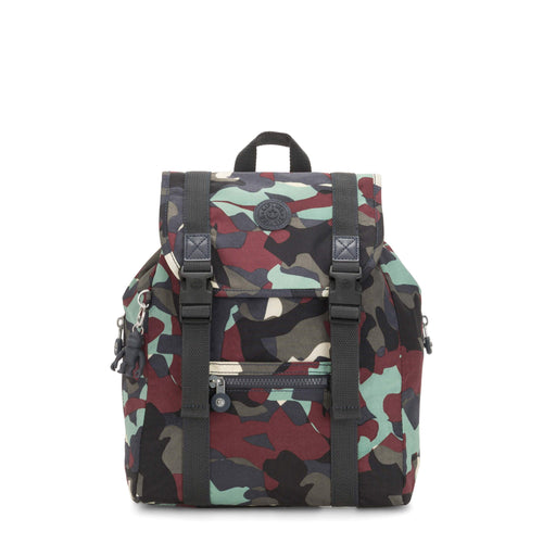 Backpack Kipling Aicil Camo L