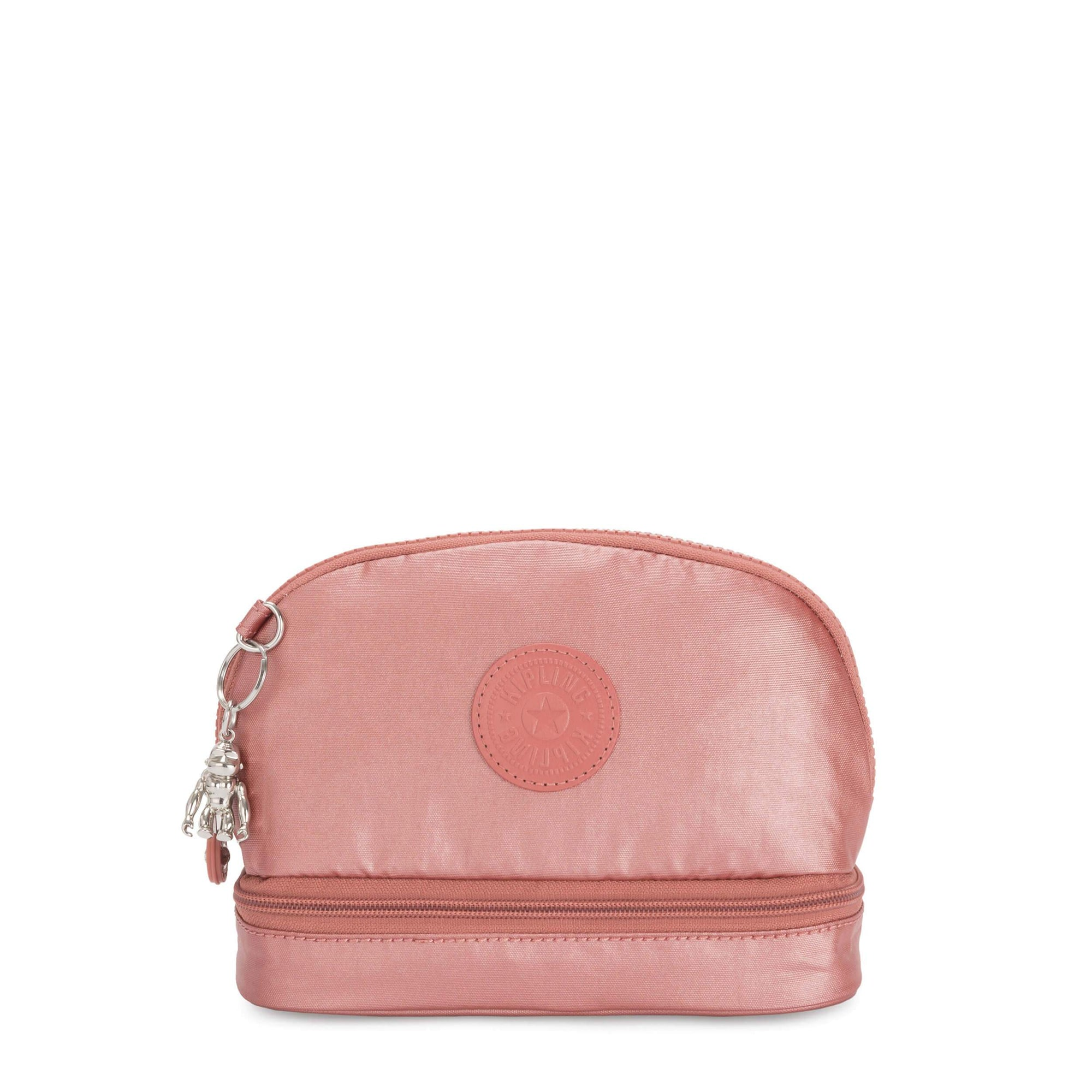 Cosmetiquera Kipling Multi Keeper Metallic Rust KI291048P