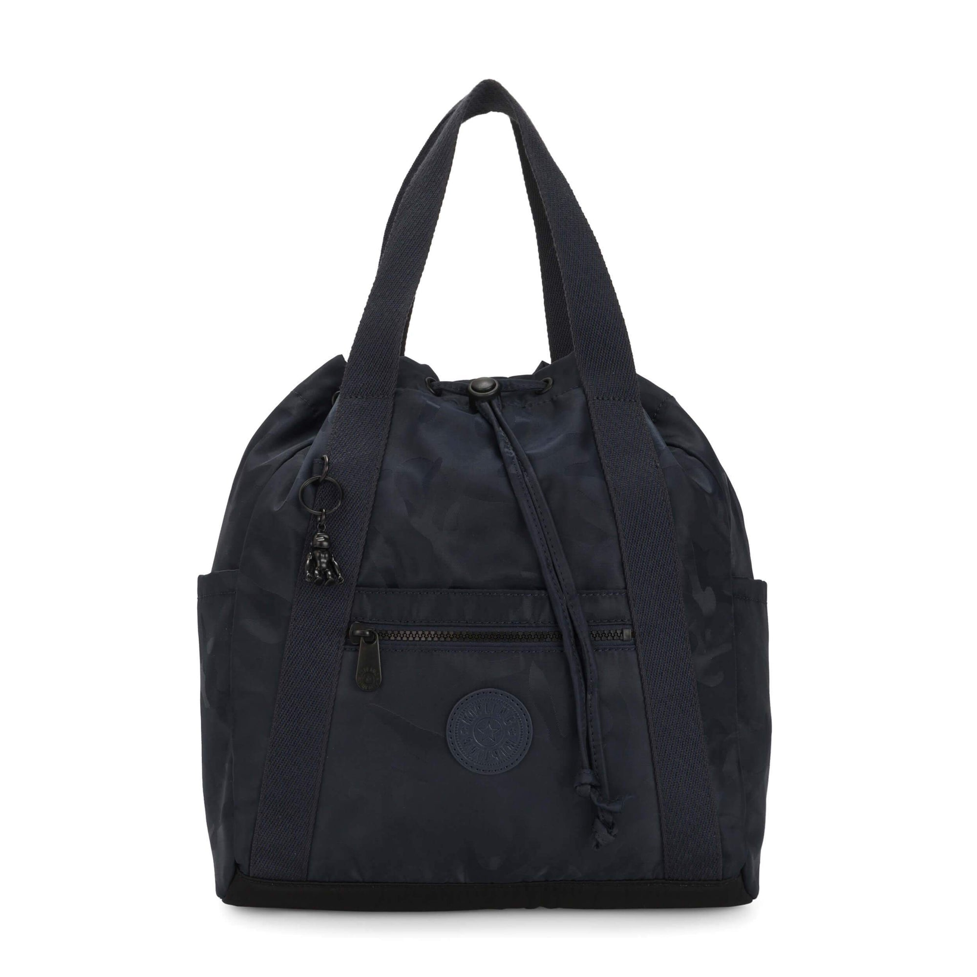 Bolsa Kipling Art Backpack S Satin Camo Blue KI291553I