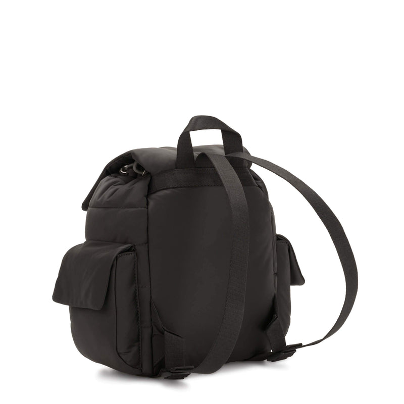 Backpack Mini Kipling Manito Cold Black