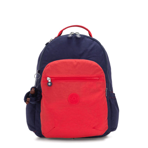 c7d3d4425ba MOCHILA KIPLING SEOUL SWITCH - DOBLE VISTA