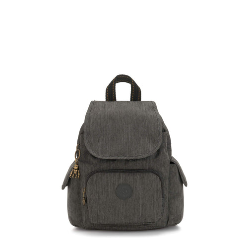 Backpack Kipling City Pack Mini Black Indigo