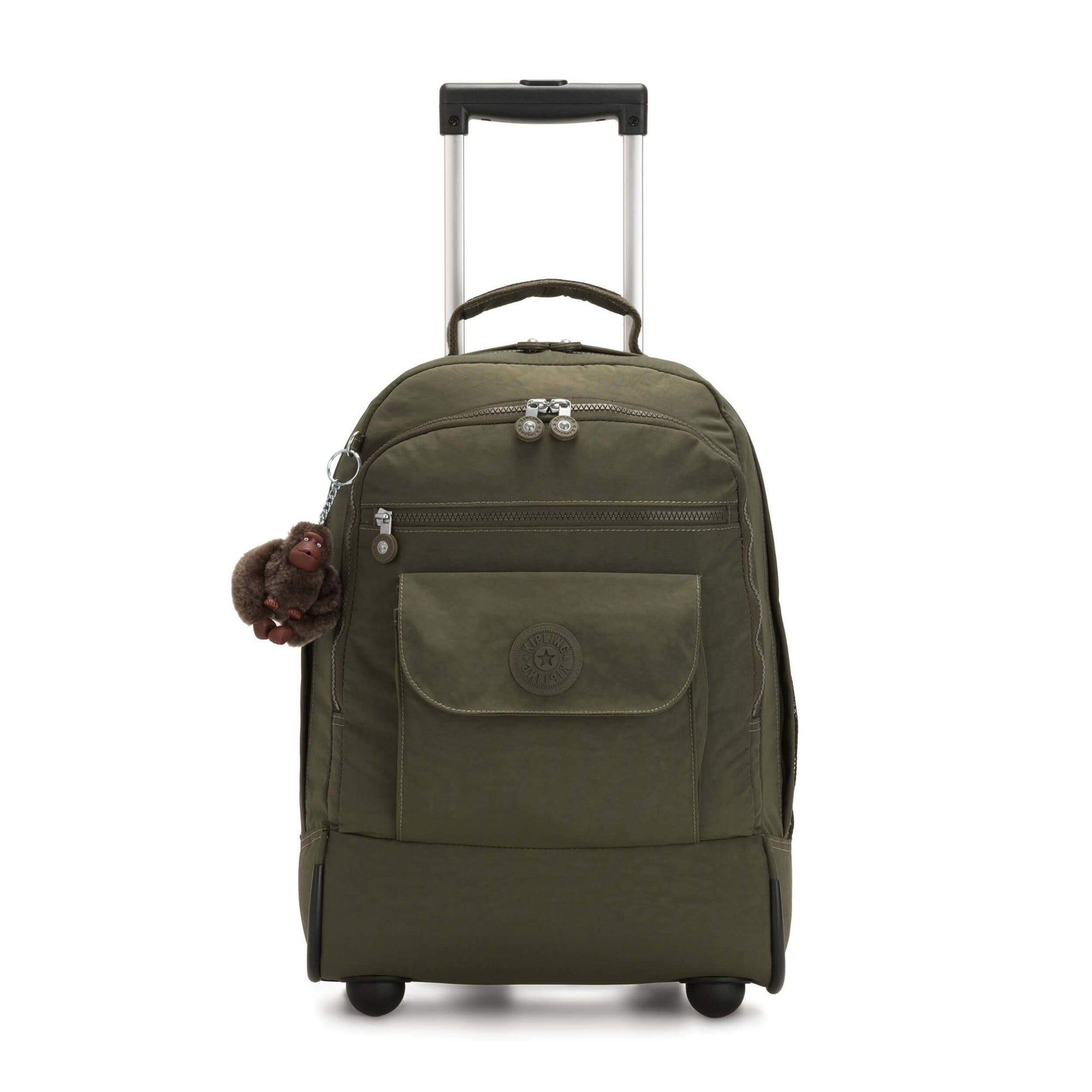 Mochila Kipling Sanaa Jaded Green