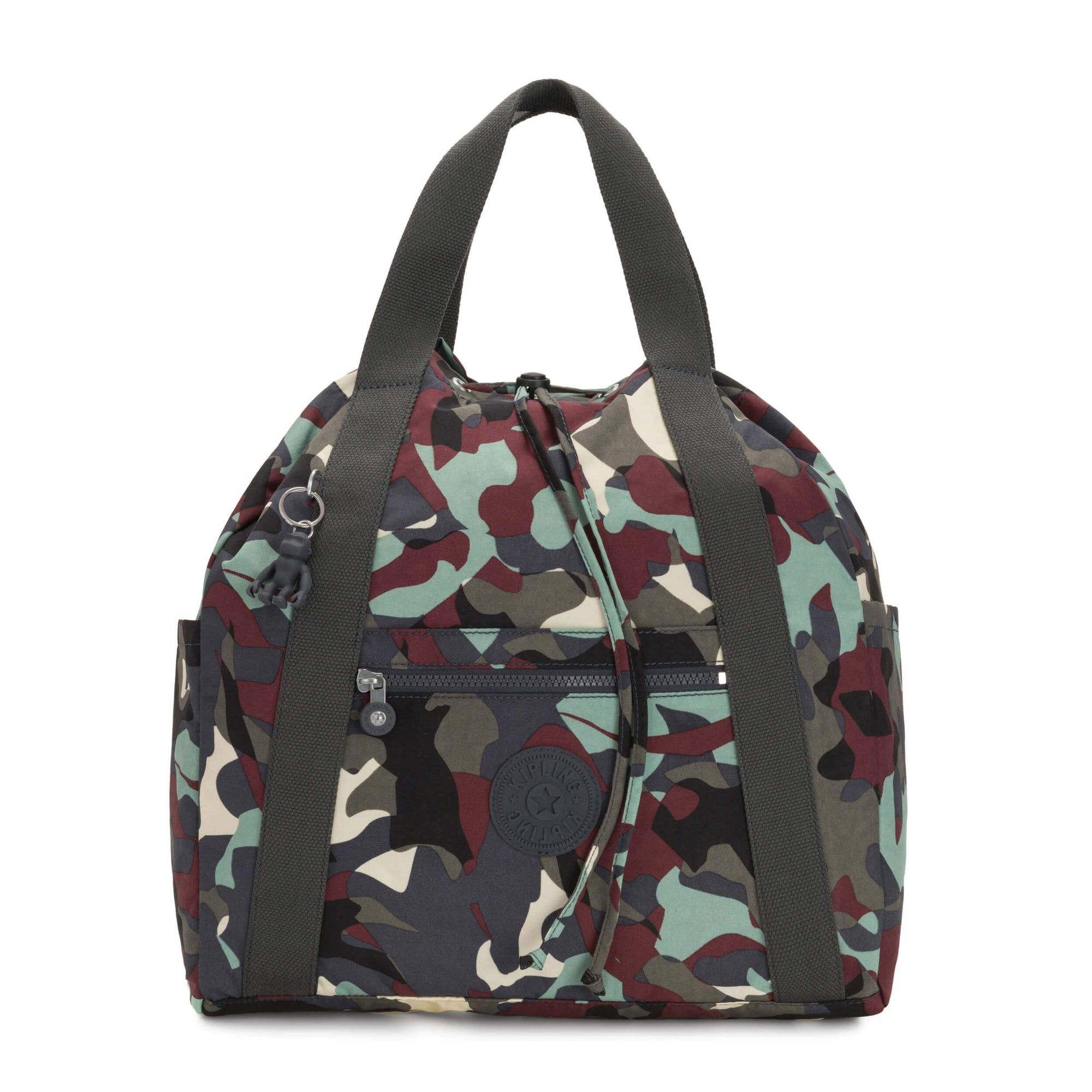 Bolsa Kipling Art Backpack M Camo L