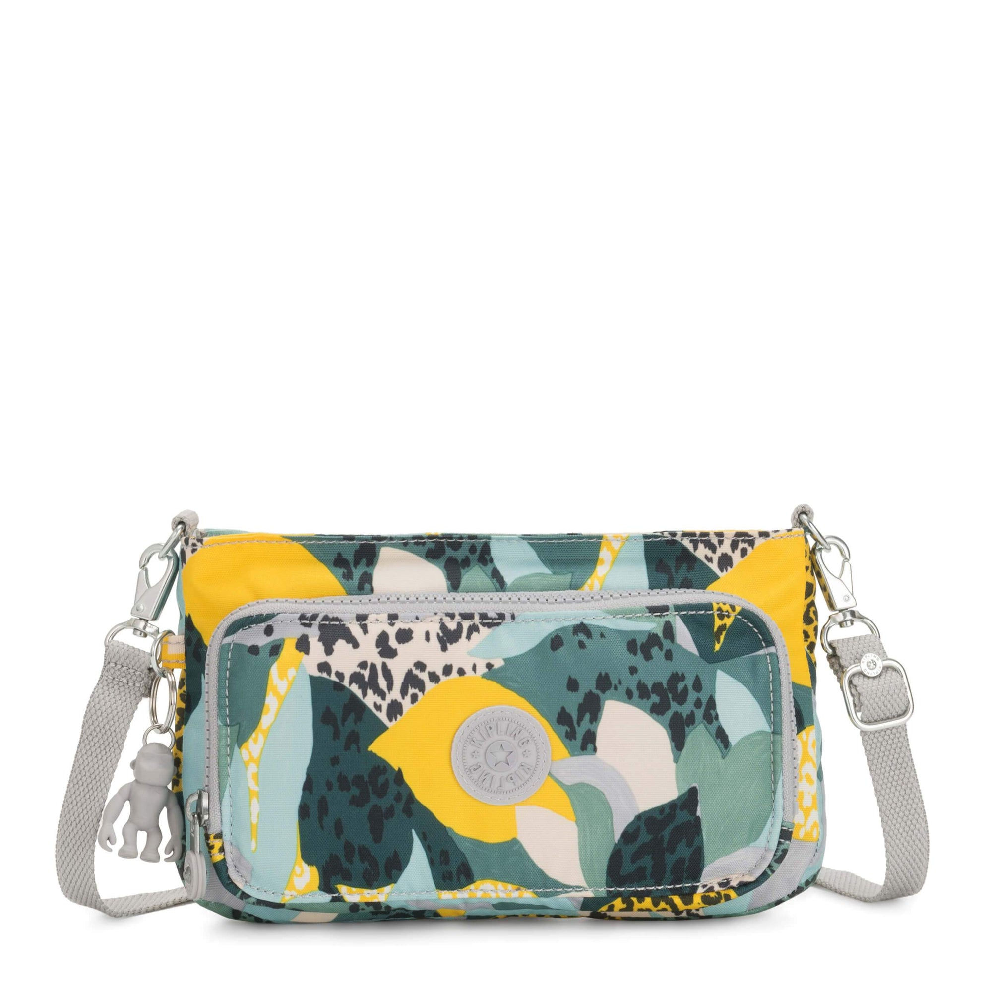 Bolsa Kipling Myrte Urban Jungle KI417349L