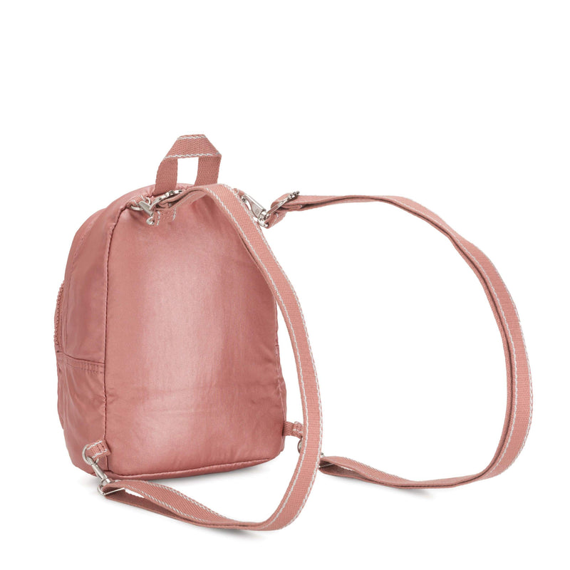 Backpack Kipling Delia Compact Metallic Rust KI420448P