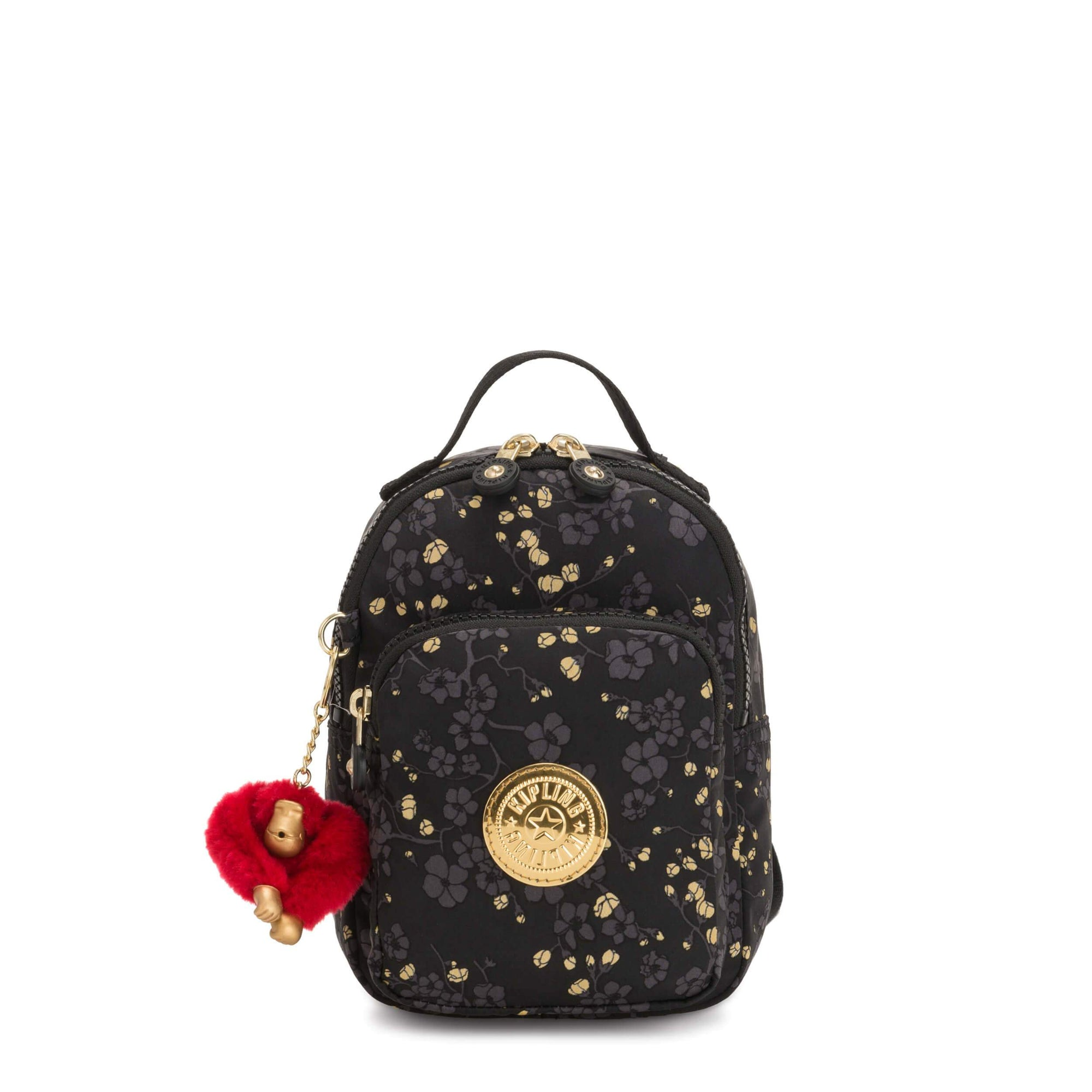 Backpack Mini Alber - Lunar Year Grey Gold Fl