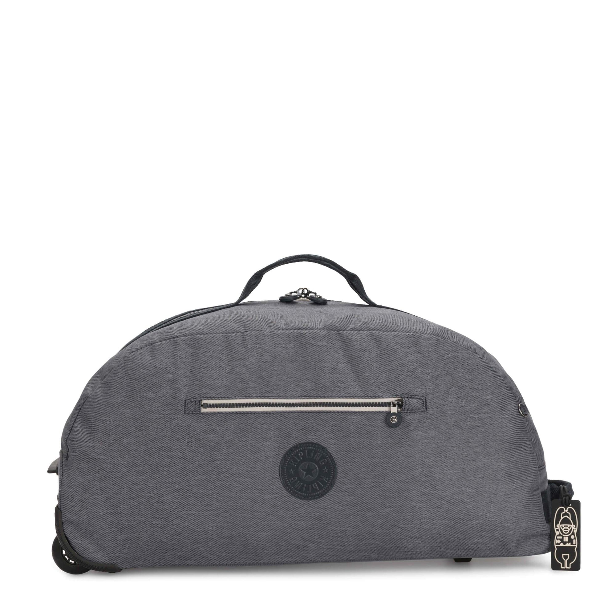 Maleta Kipling Devin On Wheels Charcoal KI431429V