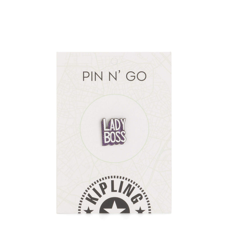 Kipling Lady Boss Pin Mix Col SS20 KI4569Q54
