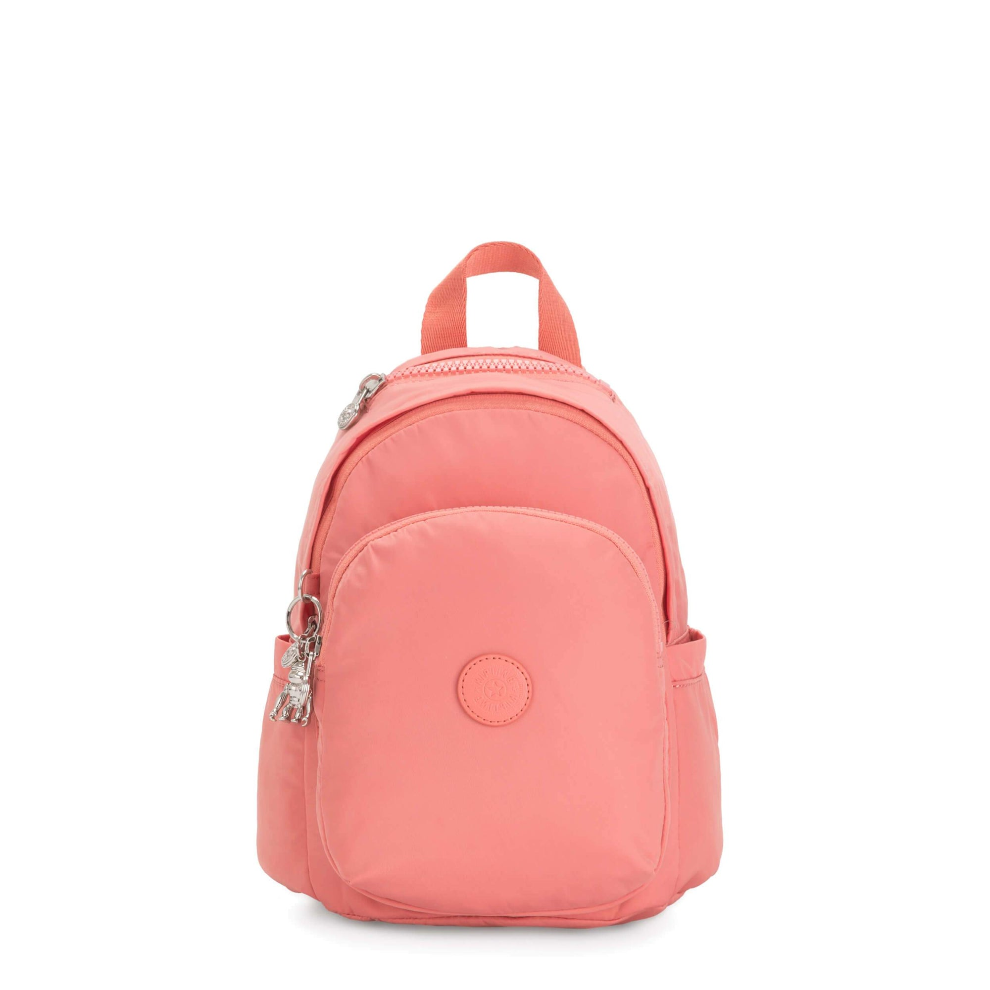 Backpack Kipling Delia Mini Coral Pink KI458656L