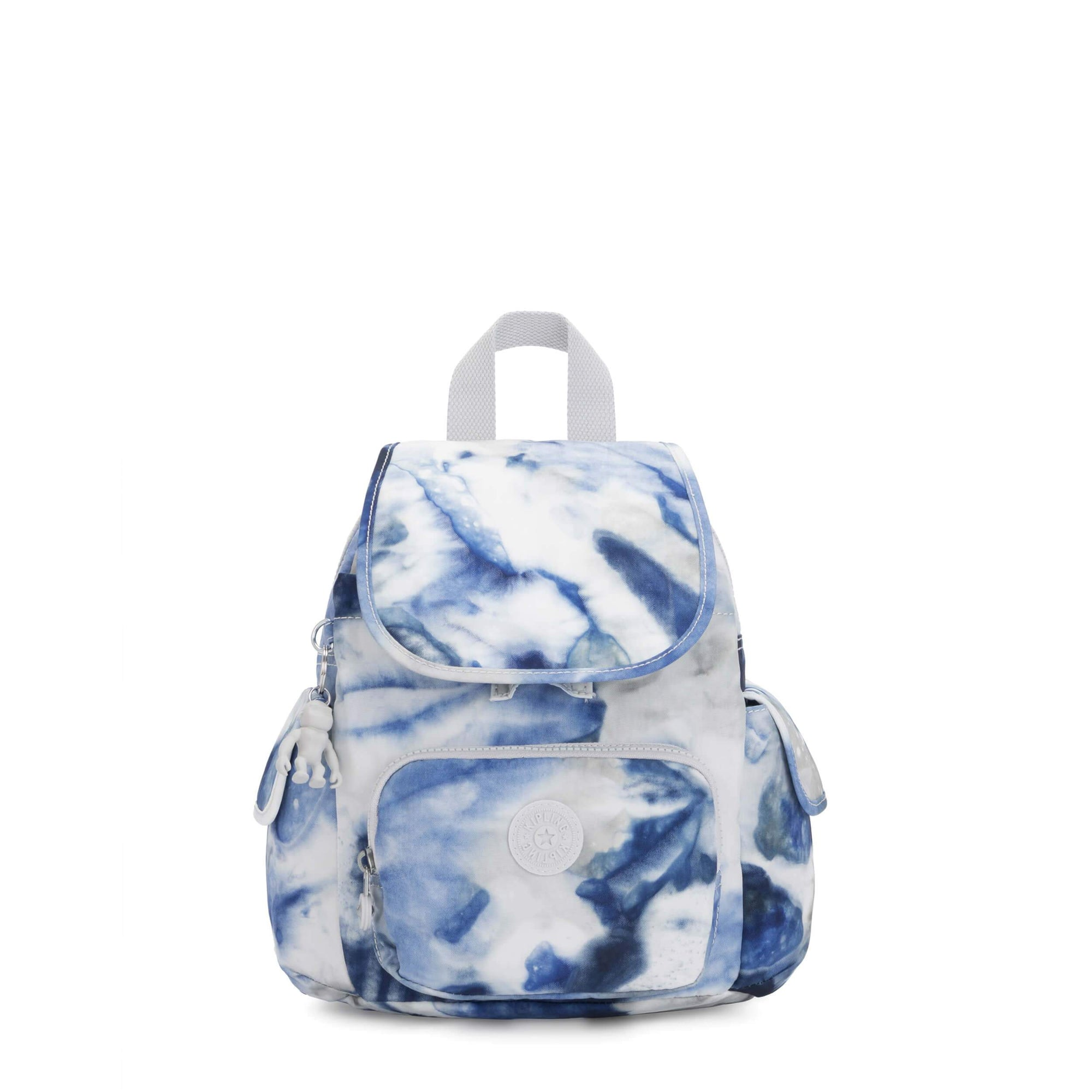Backpack Kipling City Pack Mini Tie Dye Blue KI462848Y