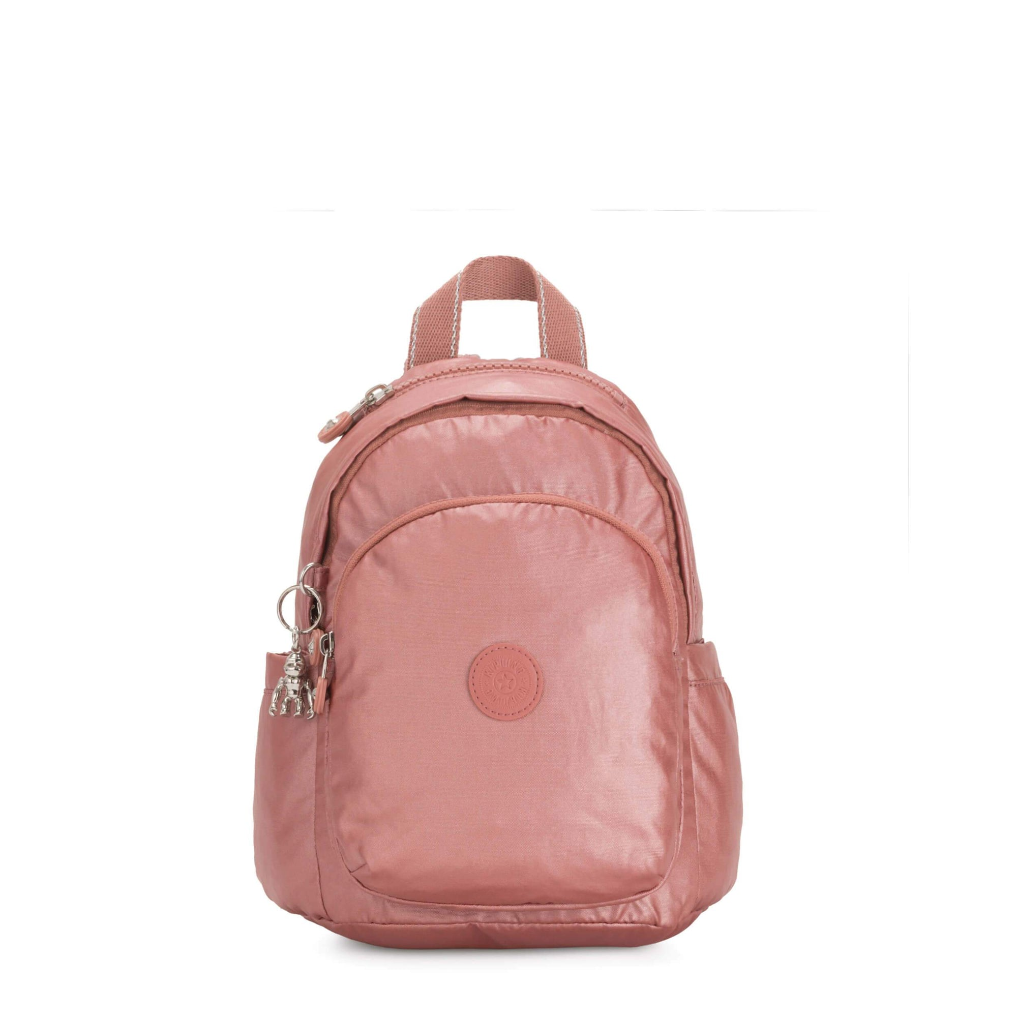 Backpack Kipling Delia Mini Metallic Rust KI496648P