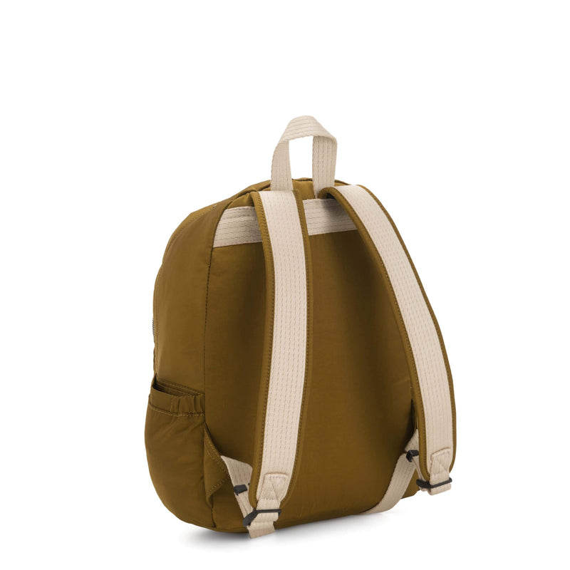 Backpack Kipling Delia Mustard Green KI524527J