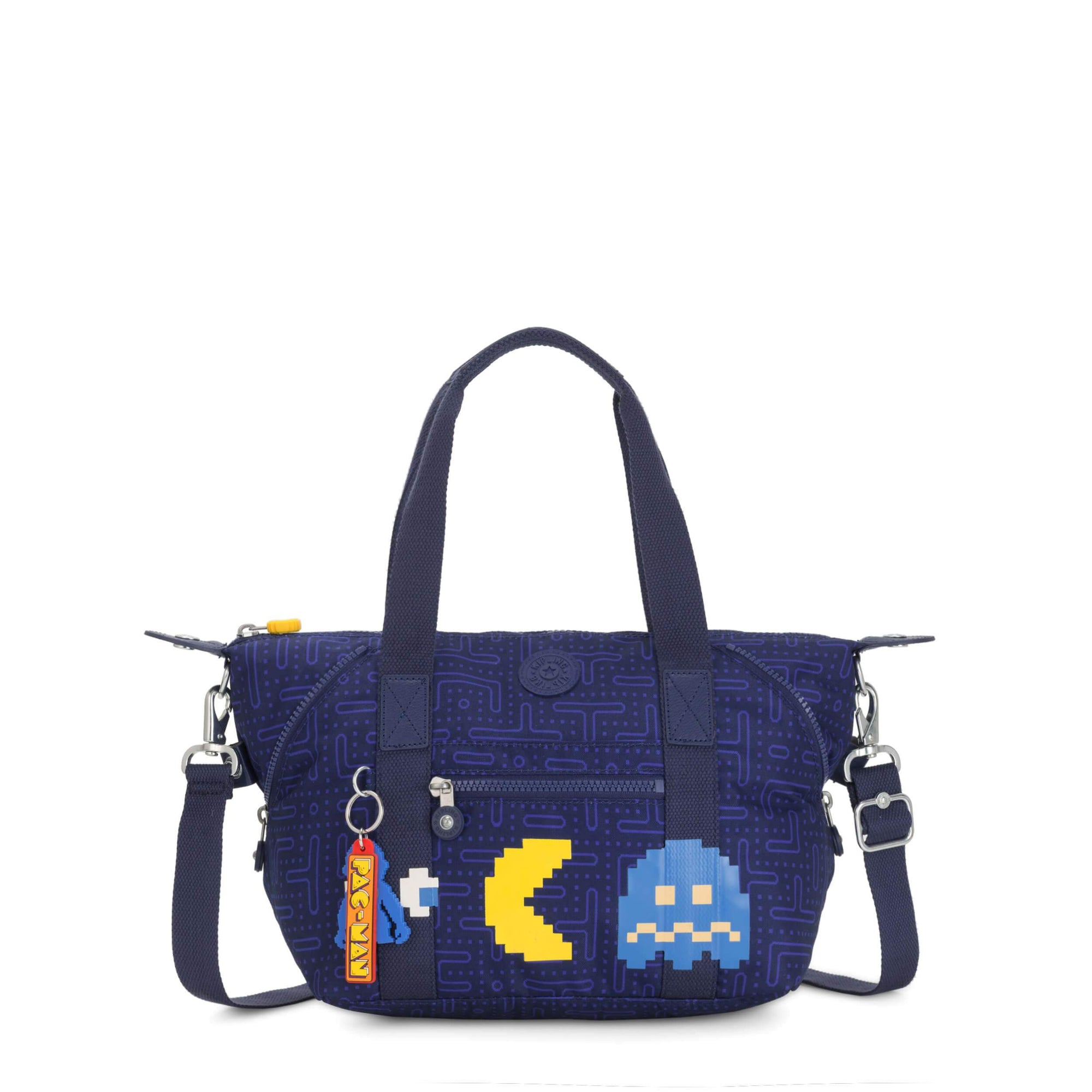 Bolsa Kipling Art Mini Pac Man Good KI548955J