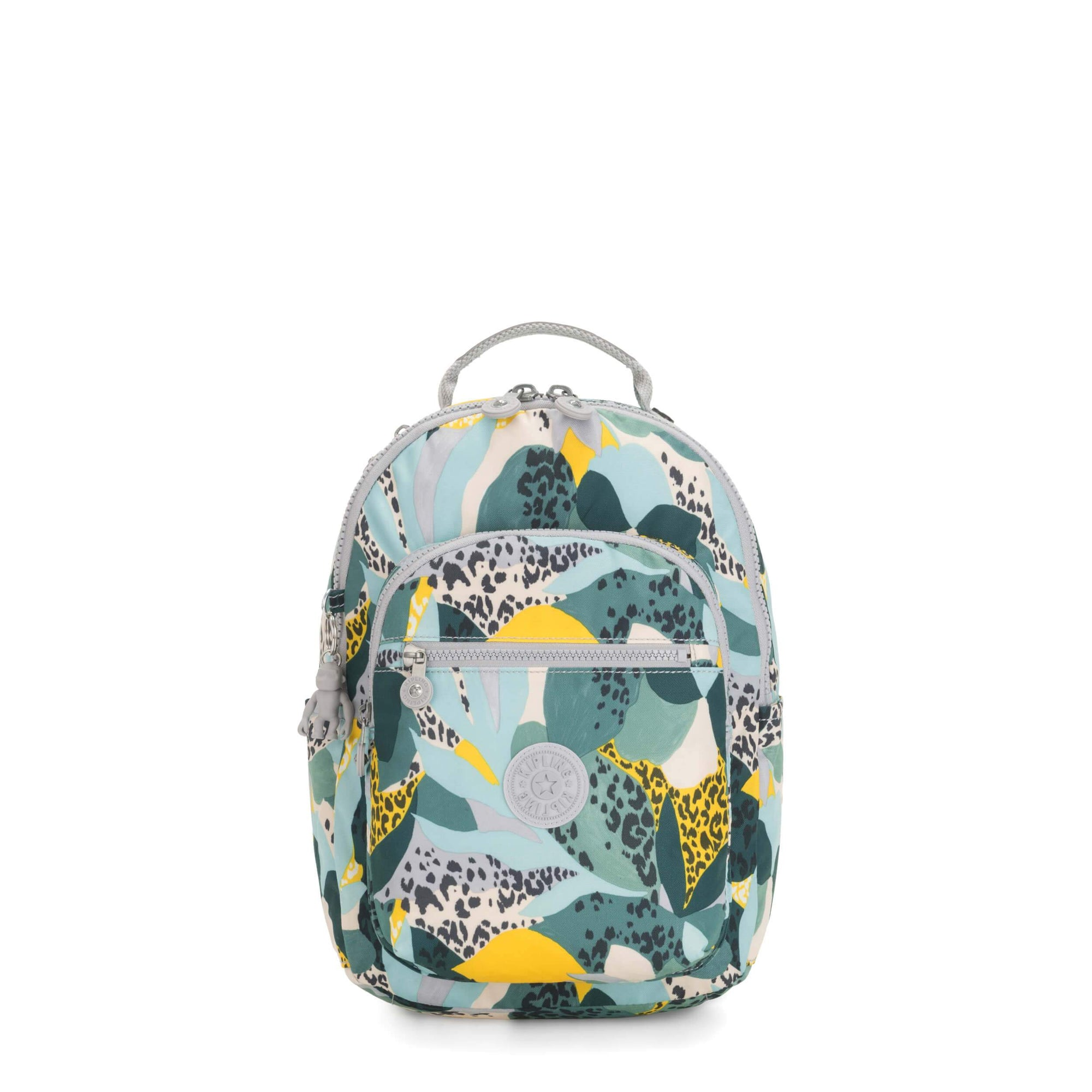 Mochila Mediana Kipling Seoul S Urban Jungle KI561149L