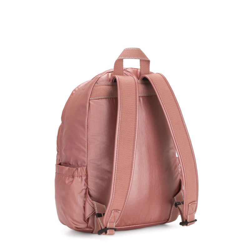 Backpack Kipling Delia Metallic Rust KI569548P