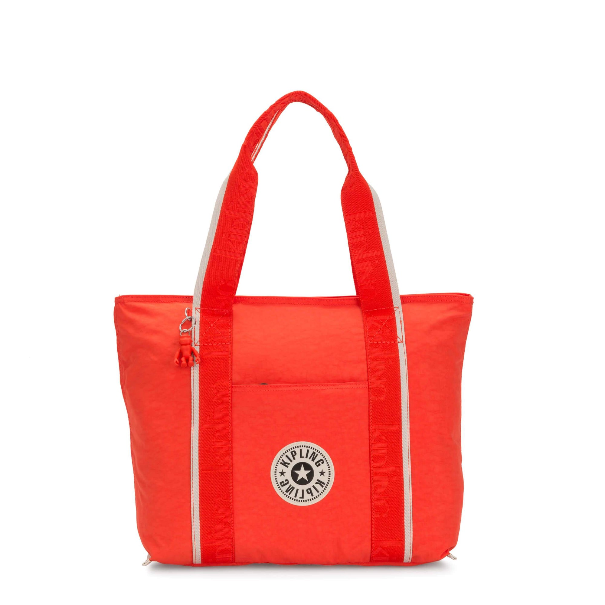 Bolsa Kipling Era M Rapid Red C KI6768K75