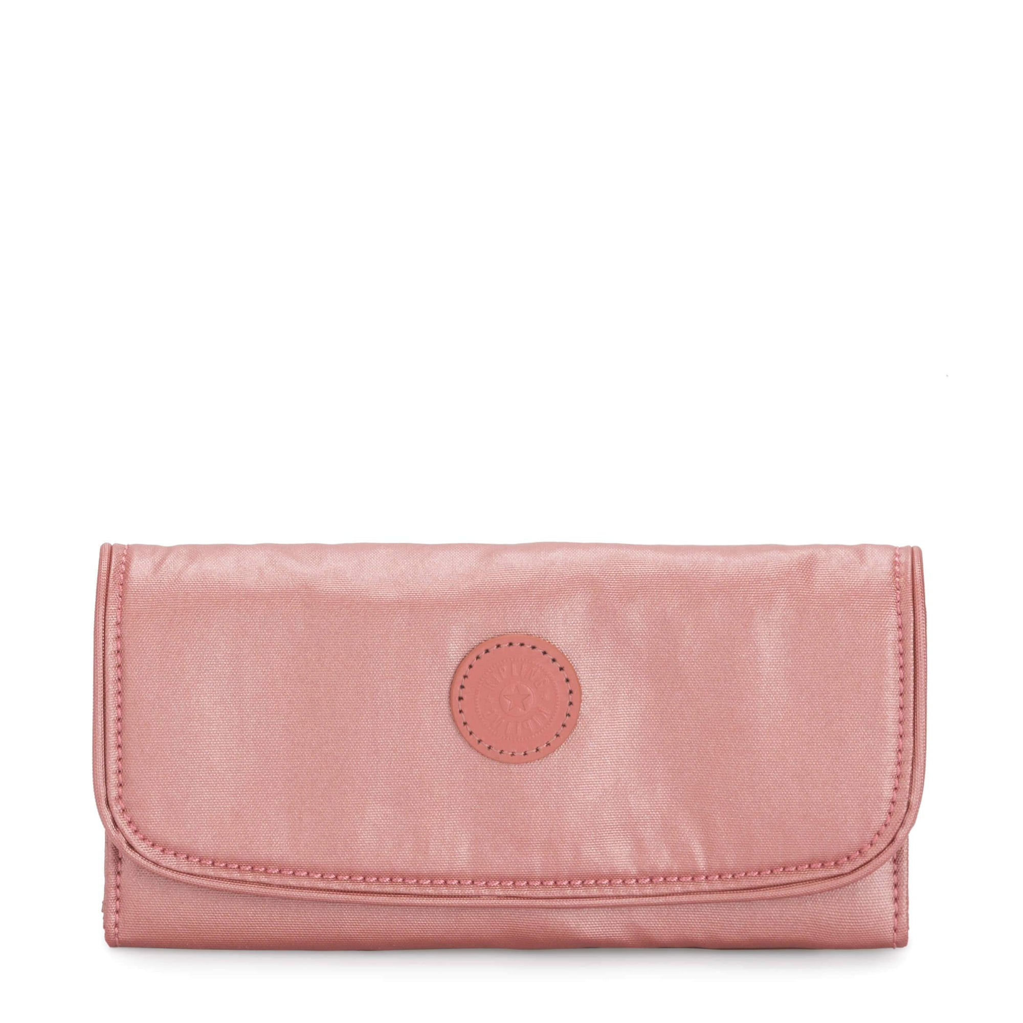 Cartera kipling Money Land Metallic Rust KI701548P