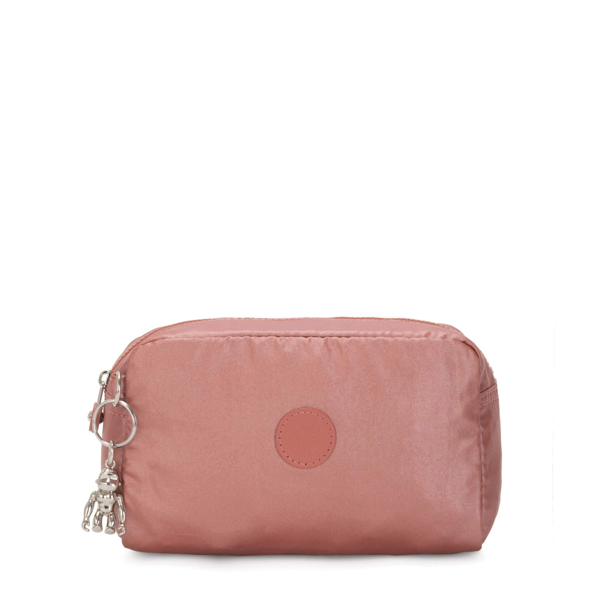 Cosmetiquera Kipling Gleam Metallic Rust KI719248P