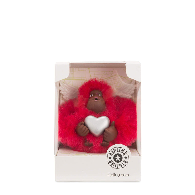 Llavero Kipling Cupid Monkey Rapid Red KI6118J54