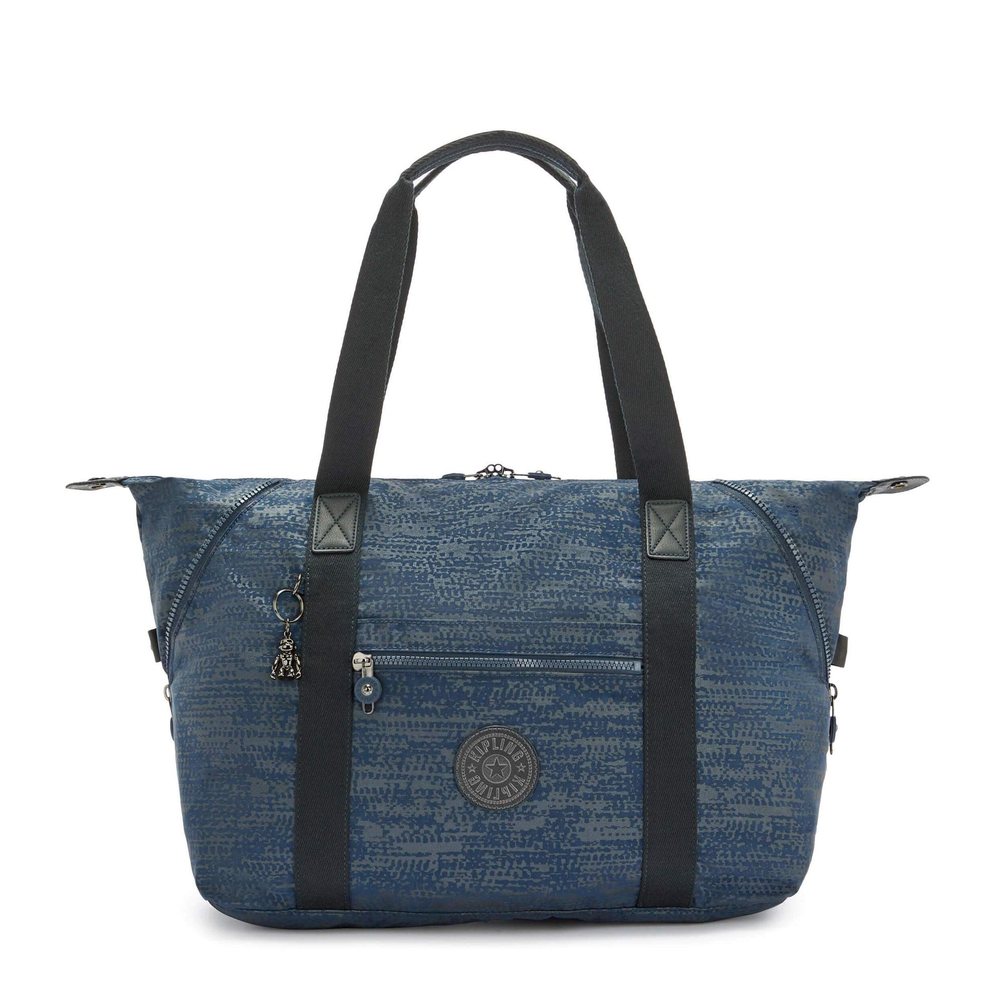 Maleta Soft Kipling Art M Blue Eclipse Pr K25748K89