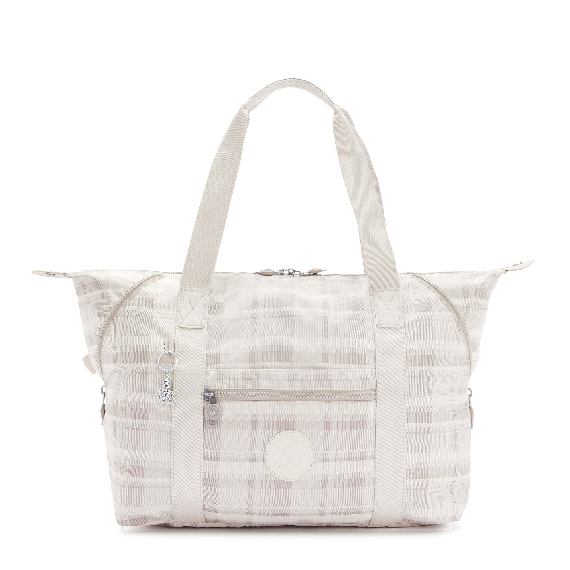 Maleta Soft Kipling Art M Soft Plaid K25748F42