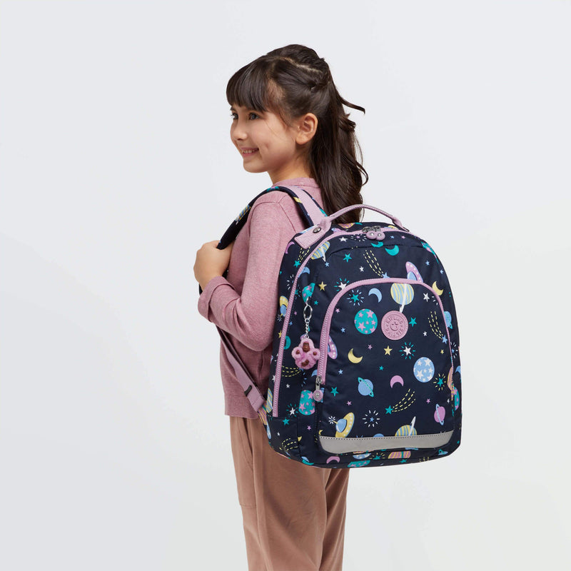 Mochila Kipling Class Room S Galaxy Fun KI253569O