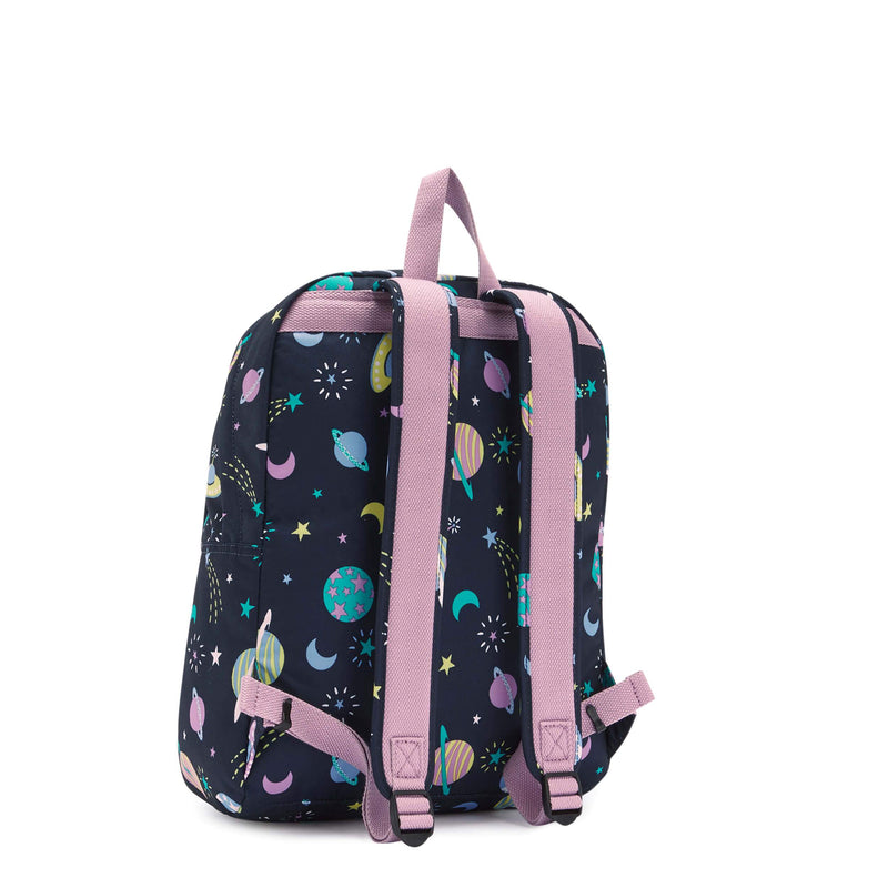 Mochila Kipling Emery Galaxy Fun KI735669O