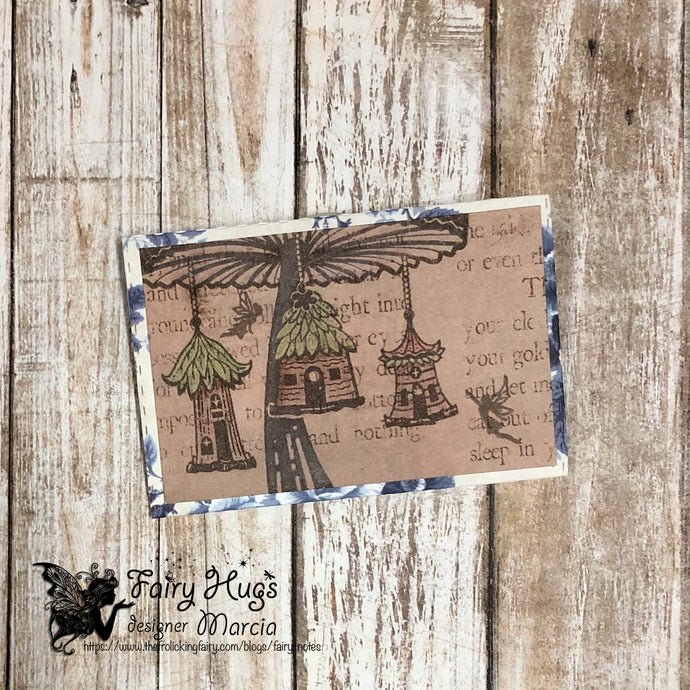 Fairy Hugs Gift Card Holder